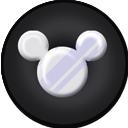 Kart Accessory Rim Mickey