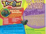 List of Toontown Newsletters