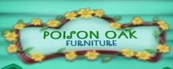 Poison Oak Furniture