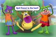 Wackiest Ever April Toons