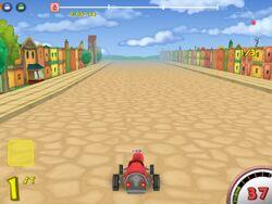 City Circuit Track