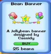 Bean Banner