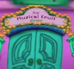 The Musical Fruit Diner