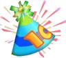 Tentastic Anniversary hat-blog