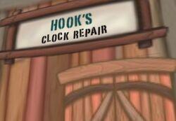 Hook's Clock Repair