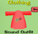 Sound Outfit