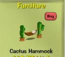 Cactus Hammock