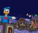 Donald's Dreamland