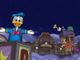 Donald's Dreamland