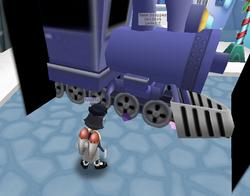 Railroad usage