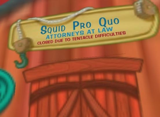 Image result for NPC quid pro quo