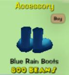 BlueRainBoots