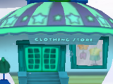 The Brrrgh clothing store