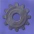 Gear light icon