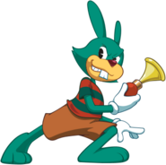 Japanese TT rabbit