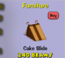 Cake Slide