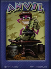 Anvil card