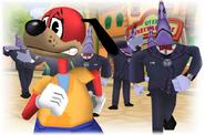 Toontown Online Back Stabber Mega Invasion