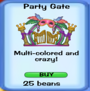Party Gate