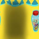 Tt t chr avt shirt jellyBeans