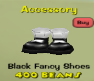 Black Fancy Shoes