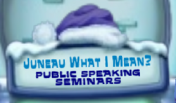 Juneau What I Mean Public Speaking Seminars