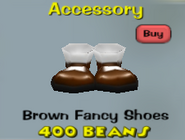 Brown Fancy Shoes