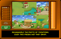 Toontown Puzzle Game