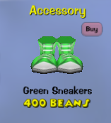 GreenSneakers