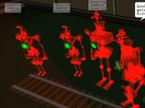 Virtual skelecog