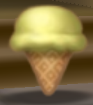 Ice Cream Cone treasure