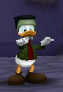 DDL Donald halloween costume