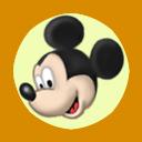 Mickey Button