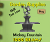 Mickey Fountain