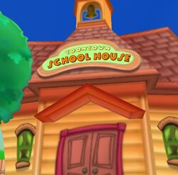 Toontown Schoolhouse cropped