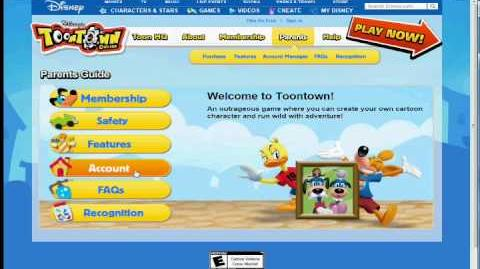 Toontown- How to Link Accounts and Unlock True Friends