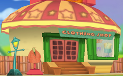Ttc clothing shop