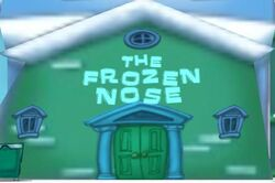 Frozennose