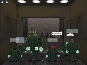 CFO Elevator
