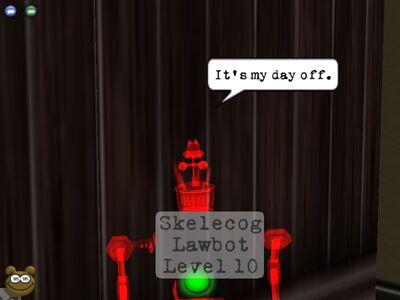 Virtual Skelecogs