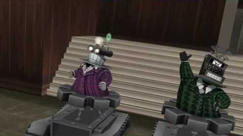 Toontown Toon Council VS. The Cogs