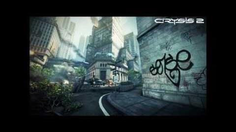 Crysis 2 Soundtrack - menu theme beta