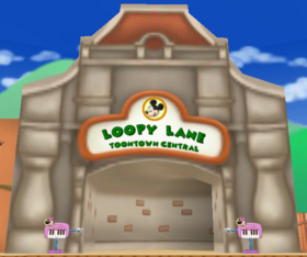 Loopy Lane Tunnel
