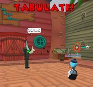 Bean Counter Tabulate