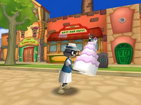 Wedding Cake battle