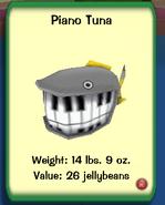 Piano Tuna Fishing
