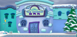 Melting Ice Cream Bar