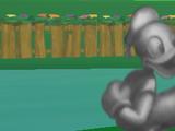 Donald Statue