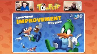The Toontown Improvement Project ToonFest at Home