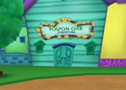 Poison Oak Furniture